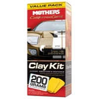 Image Mountain 07240 Gold Clay Bar Kit