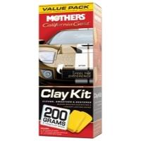 Image Mountain 07240 Gold Clay Bar Kit