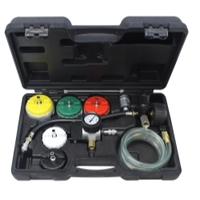 Image Mastercool 43306 Truck Cooling system pressure test kit