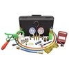 Image Mastercool 66661-KIT Complete A/C Diagnostics and Service Kit