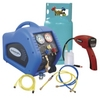 Image Mastercool 69100-55R Complete Refrigerant Recovery system with 55100-R