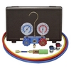 Image Mastercool 89661-UV 134A Aluminum Manifold Gauge Set with 60