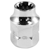 "Image Mountain MTN1012-6 1/4"" Dr 6mm Close Quarter Socket"