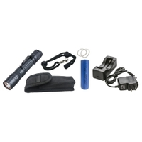 Image Mountain E36 800 Lumen IPX-6 Rechargeable LED Flashlight