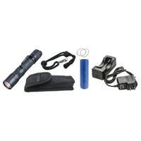 Image Mountain E36 800 Lumen IPX-6 Rechargeable LED Flashlight