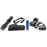 Image Mountain E87 500 Lumen IPX-8 Waterproof LED Flashlight