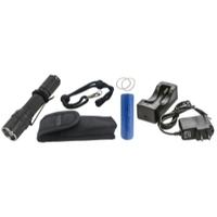 Image Mountain E87 500 Lumen IPX-8 Waterproof LED Flashlight