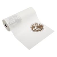 """Image Norton 403 12"""" x 750' White Polycoated Masking Paper"""
