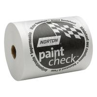 """Image Norton 404 18"""" x 750' White Polycoated Masking Paper"""