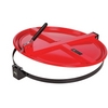 Image New Pig DRM659-RD Pig Latching Drum Lid for 55 Gallon Drum - Red