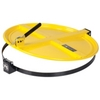 Image New Pig DRM659-YW Pig Latching Drum Lid for 55 Gallon Drum - Yellow