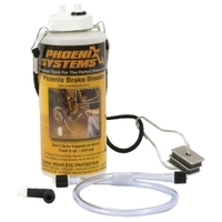 Image Phoenix Systems 7002-B One Man Brake Bleeder Capture and Refill Bottle