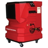 Image Port-A-Cool PACSNCY1EA Portacool CYCLONE 3000 (Red)