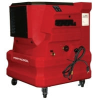 Image Port-A-Cool PACSNCY2EA Portacool CYCLONE 2000 (Red)