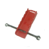Image Protoco 5020 7 PC STUBBY WRENCH RACK - RED