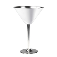 Image Sarge DW-100 GATSBY - STAINLESS STEEL MARTINI GLASS