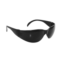 Image SAS Safety 5346 NSX SAFETY GLASSES-BLACK POLYBAG