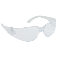Image SAS Safety 5347-00 SAS Safety 100-pack of NSX Clear Temple High-Impa