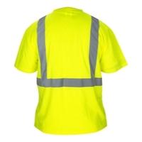 Image SAS Safety 690-1659 SAS Safety Class-2 Black Bottom Reflective Yellow