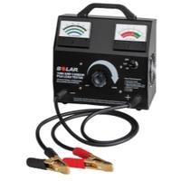 Image SOLAR 1876 1000 Amp 6/12/24V Carbon Pile Battery Tester