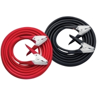 Image SOLAR 402252 2 GA., 20 FT Booster Cable, 600A Parrot Clamp