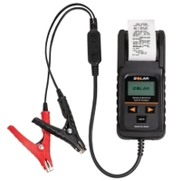 Image SOLAR BA227 Electronic Battery & System Tester w/ Printer