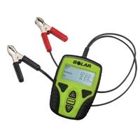 Image SOLAR BA9G 40-1200 CCA Electronic Battery & System Tester 12V