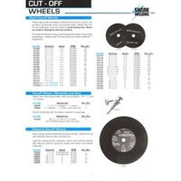 Image Shark Industries Ltd 12722 4-1/2 X 3/32 X 7/8 CUT-OFF