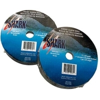 Image Shark Industries Ltd 12929 SHOP ROLL 120 GRIT
