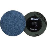 Image Shark Industries Ltd 13243 25PK 2IN 36 Grit Zirconia Mini Grinding Discs