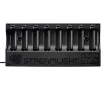Image Streamlight 20221 18650 Battery 8-unit Bank Charger, No Batteries