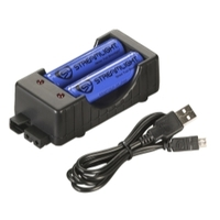 Image Streamlight 22010 18650 Charger Kit - USB