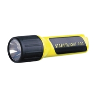 Image Streamlight 68254 4AA WITH ALKALINE BATTERIES BLISTER PKG YELLOW