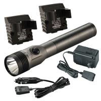 Image Streamlight 75695 Stinger HL w/ 120V AC/DC PB - Gray