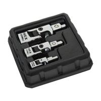 Image Sunex 132MUJ Sunex Tools 3-Piece 1/4 in., 3/8 in., 1/2 in. Dri