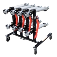 Image Sunex 7709 Car Dolly Rack (Holds 4)