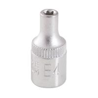 """Image Sunex 9911A4 1/4"""" Dr. E4 External Star Socket"""