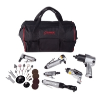 Image Sunex SX231PBAGPR4 6 Pc Air Tool Kit