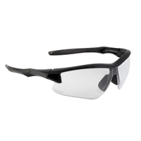 Image Uvex S4160XP Acadia Eyewear - Black with Clear Shades