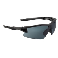 Image Uvex S4161XP Acadia Eyewear - Black with Gray Shades