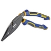 "Image Vise Grip 1902419 8"" ERGOMULTI LONG NOSE PLIERS WITH WIRE STRIPPER &"