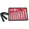 Image Vim Tools CW100 Midget 6 Point Box Combination Wrench 9 Pc.