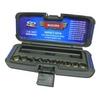 "Image Vim Products IMPACT-SFP6 10pc Half Cut Screwdriver Set- 3/8"" Sq. Drive"