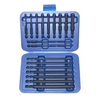Image Vim Tools PDH100 Power Drive Hex Inch Driver Set, 18 pc