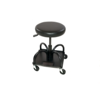 Image Whiteside Mfg HRASV ADJUSTABLE CREEPER SEAT WITH ROUND SEAT