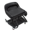 Image Whiteside Mfg HS07 Heavy Duty Mechanics Seat