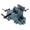 "Image Wilton 11694 WILTON 4"" Cross Slide Drill Press Vise"