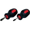Image WILMAR 1100 2pc Stubby Screwdriver Set