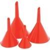 Image WILMAR 1144 4 pc Plastic Funnels