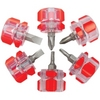 Image WILMAR 1420 6pc Mini Stubby Screwdriver Se